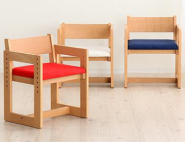 ムックモック学習椅子